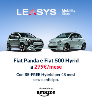 Promozione Be Free Hybrid Delivery 48h