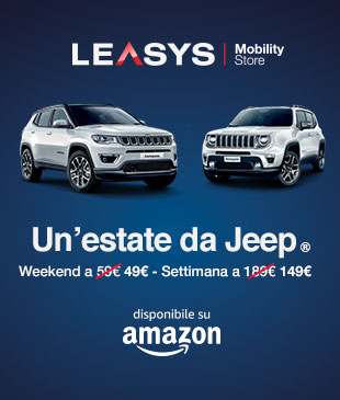 Promo un'estate con Jeep