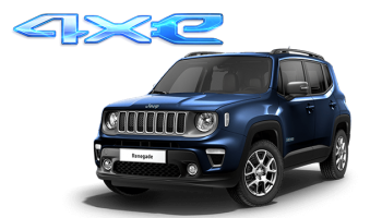 Jeep Renegade Plug In Phev