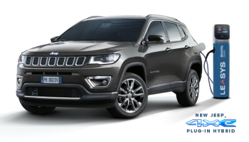 Jeep Compass Plug In Phev