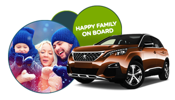 Win Rent - Happy Family on Board